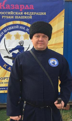 Цупров Антон Викторович.